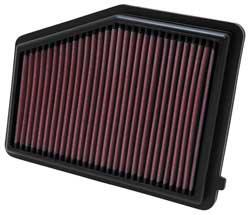 Filtre à air de rechange pour Honda Civic 1.8L et Acura ILX 2.0L de 2012 à 2015.