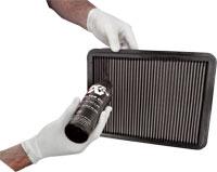 comment nettoyer un filtre air k n instructions de nettoyage des filtres air k n. Black Bedroom Furniture Sets. Home Design Ideas