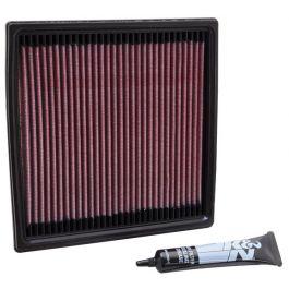 DU-0900 K&N Filtres à Air de Remplacement
