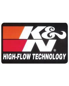 89-11820-1 K&N Signe de technologie haut débit K&N