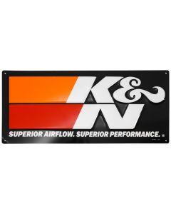 89-11837-2 K&N Panneau en tôle emboutie K & N