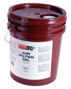 99-0555 K&N Huile de Filtre à Air - 5 gallon