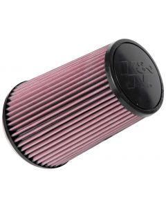 RU-1008 K&N Universal Clamp-On Air Filter