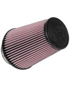 RU-1027 K&N Universal Clamp-On Air Filter