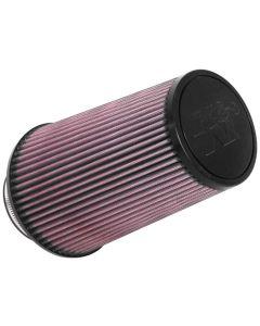 RU-3690 K&N Universal Clamp-On Air Filter