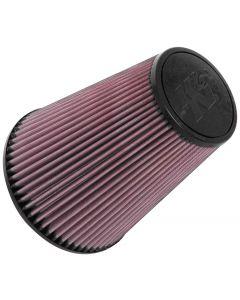 RU-5046 K&N Universal Clamp-On Air Filter
