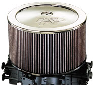 Eleven Inch Dominator Air Filter Assembly