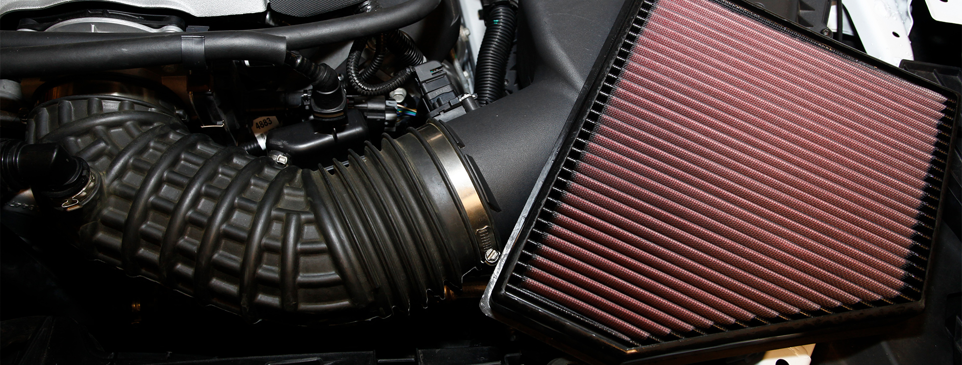 filter on engine